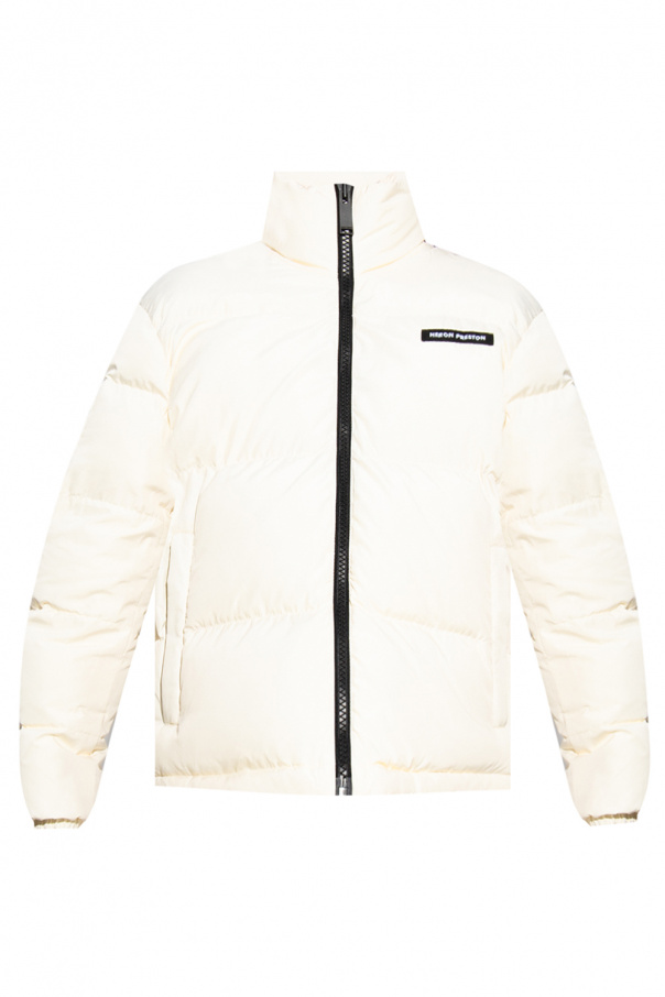 Heron Preston Padded jacket with patches