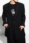 Yohji Yamamoto Long blazer