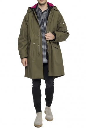 Parka with lining od Helmut Lang