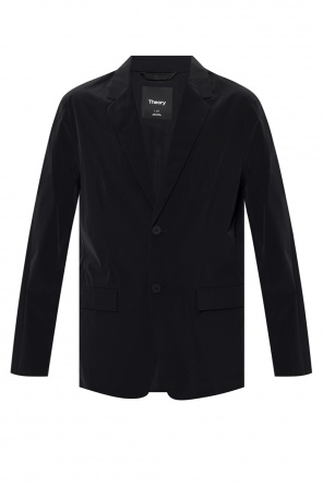 Blazer with notched lapels od Theory