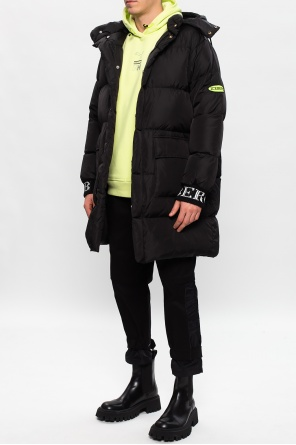 Quilted down jacket od Iceberg