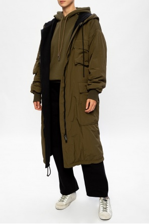 Hooded jacket od Iceberg