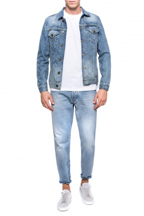 'inverness' denim jacket od AllSaints