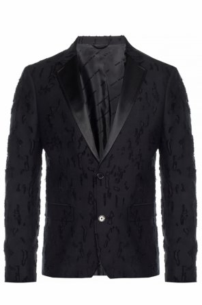 Notch lapel blazer od Diesel Black Gold