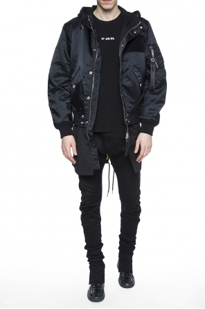 Hooded jacket od Diesel