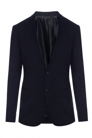 Denim-trim blazer od Diesel