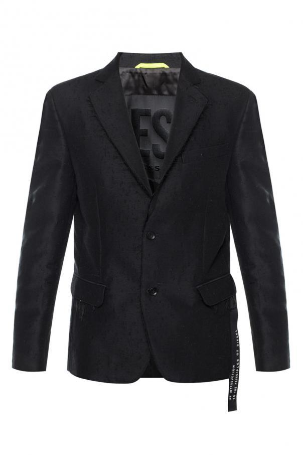 Diesel Textured blazer