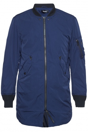 Single-vented jacket od Diesel