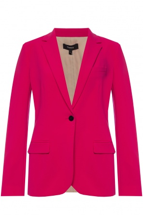 Notch lapel blazer od Theory
