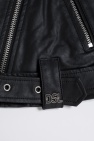 Jacket with ribbed inserts od Diesel