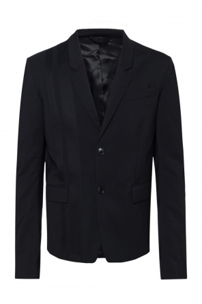 Single-vented blazer od Diesel Black Gold