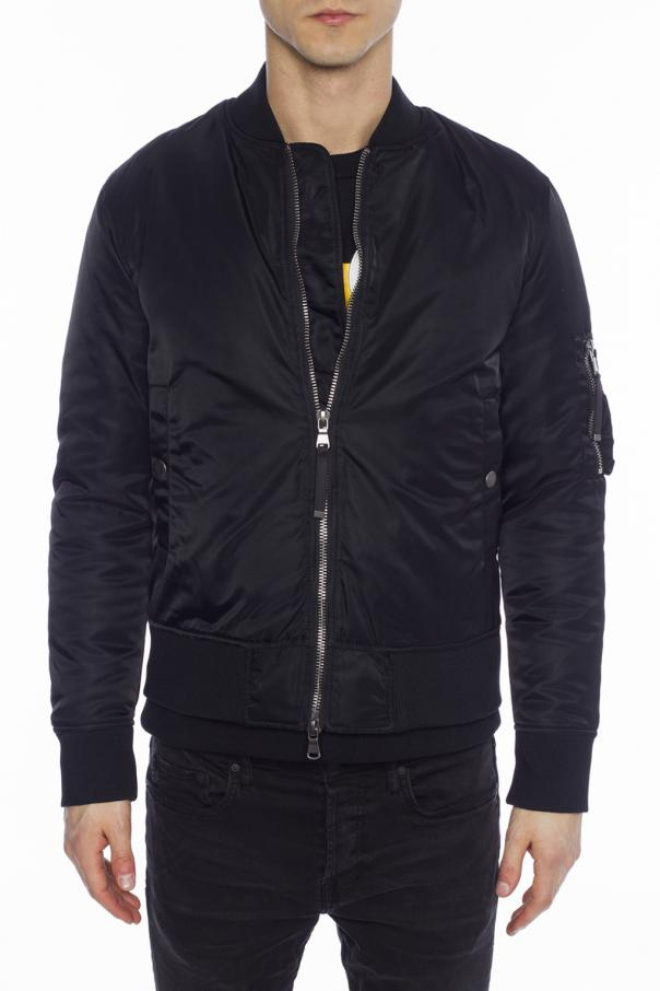 Bomber jacket Diesel Black Gold - Vitkac Canada