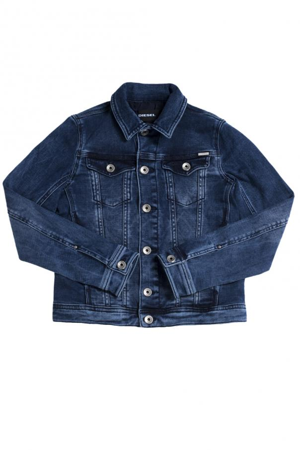 Diesel Kids Denim jacket