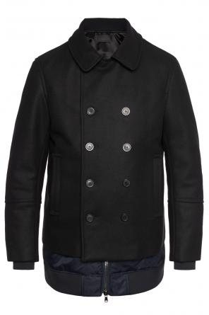 Double-breasted coat od Diesel Black Gold