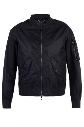 Bomber jacket designed for vitkac od Diesel Black Gold for VITKAC