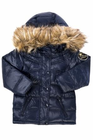Quilted down jacket od Diesel