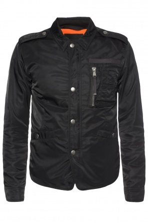Single-vented jacket od Diesel Black Gold