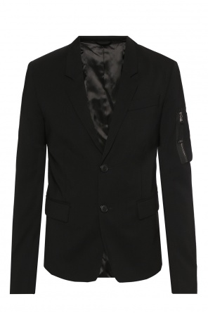 Sleeve pocket blazer od Diesel Black Gold