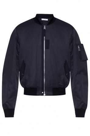 Patched bomber jacket od J.W. Anderson