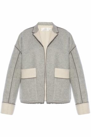Blazer without closure od Victoria Victoria Beckham