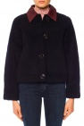 Reversible jacket with spread collar od Victoria Victoria Beckham