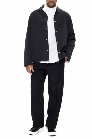 Jacket with pockets od JIL SANDER+