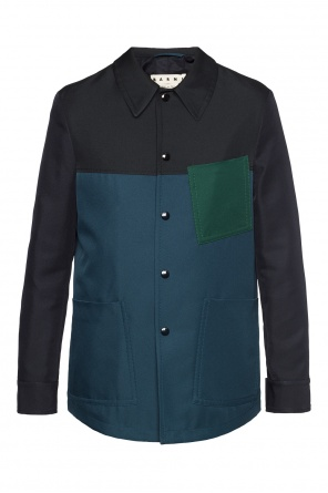 Jacket with collar od Marni