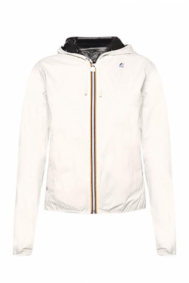 K-WAY 'LE VRAI CLAUDE 3.0' reversible jacket
