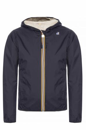 'lily plus double' reversible jacket od K-WAY