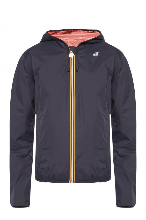 K-WAY Hooded rainjacket