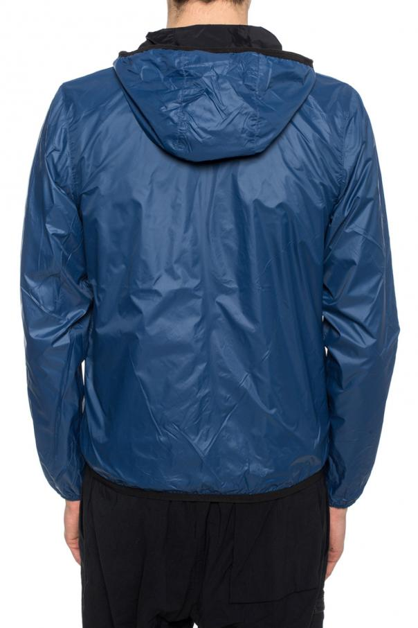 Reversible jacket od K-WAY