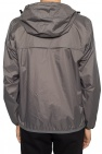 Rain jacket with logo od K-WAY