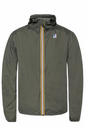 'le vrai 3.0 claude' rainjacket od K-WAY