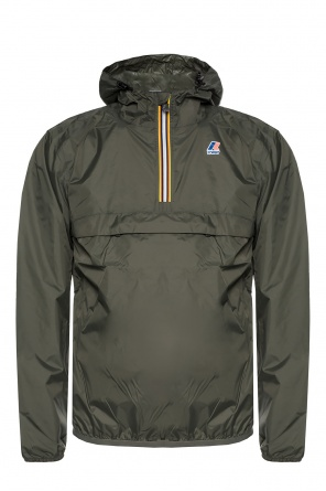 'le vrai 3.0 leon' rainjacket od K-WAY