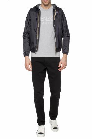'jacques jersey' jacket od K-WAY