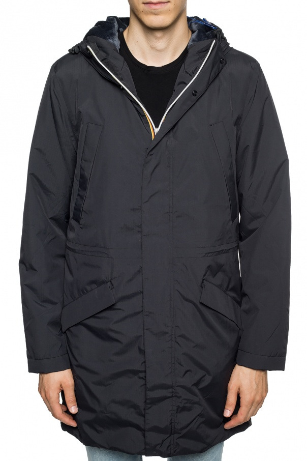 'remi ripstop' jacket od K-WAY