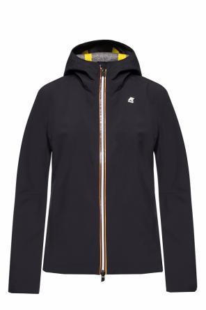 'lil bonded jersey' jacket od K-WAY