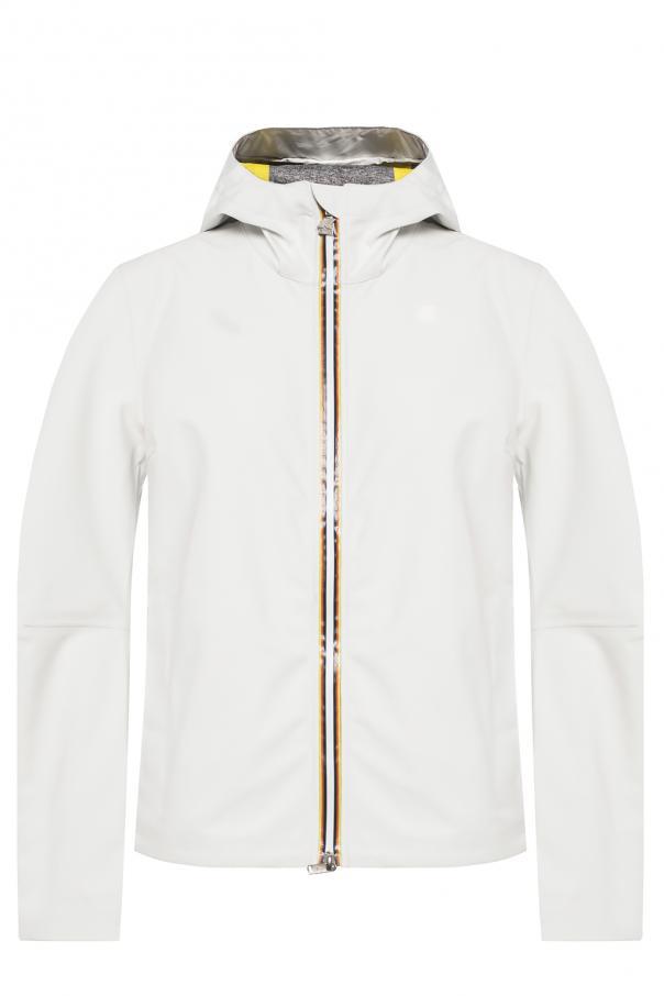 K-WAY Hooded rainjacket