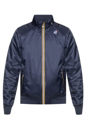 Hooded rainjacket od K-WAY