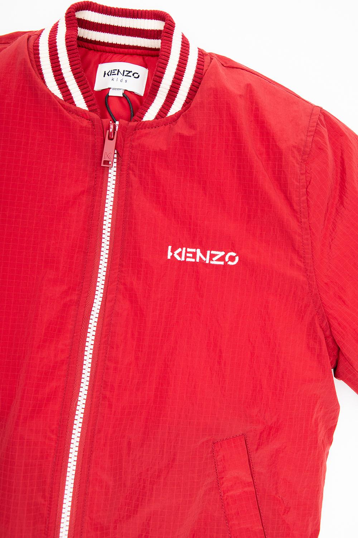 Kenzo Kids Ocieplana kurtka typu 'bomber'