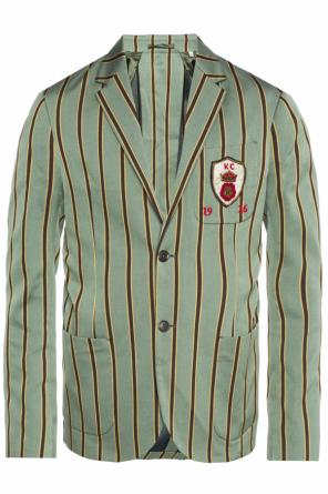 Striped blazer od Kent & Curwen