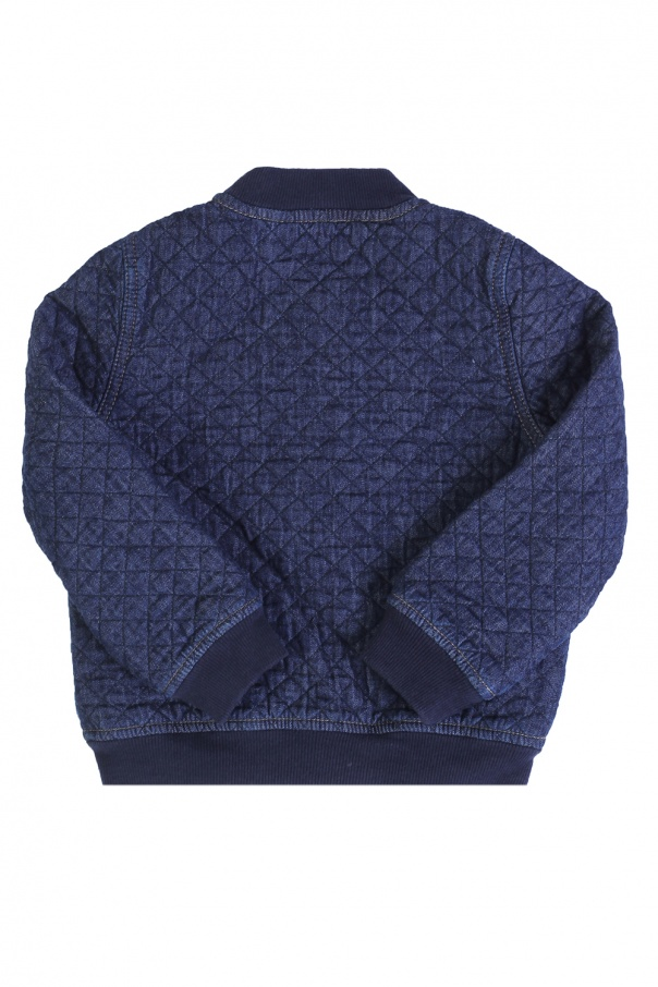 Quilted jacket od Kenzo Kids
