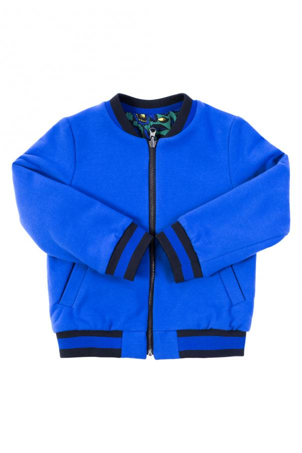 430378590 Reversible bomber jacket Kenzo Kids - Vitkac shop online