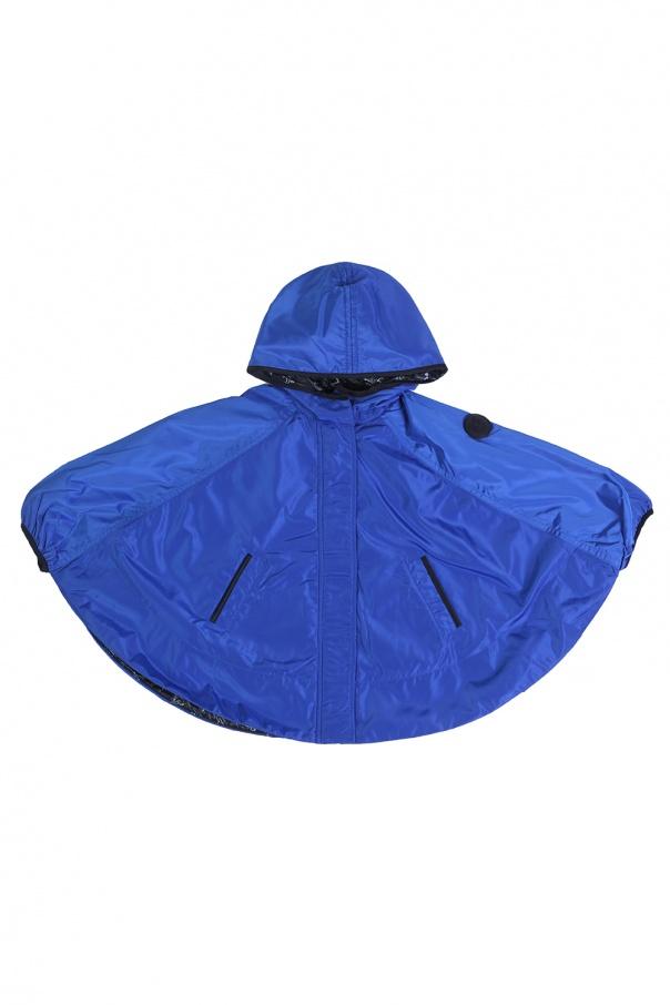 Kenzo Kids Hooded rain cape