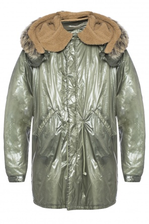 Hooded parka od Yeezy