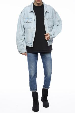 Denim jacket od Yeezy