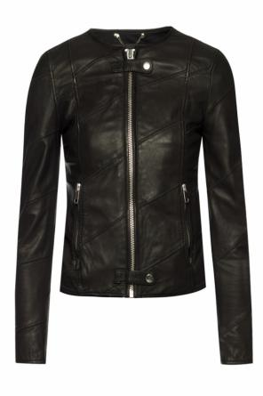 Leather jacket od Diesel