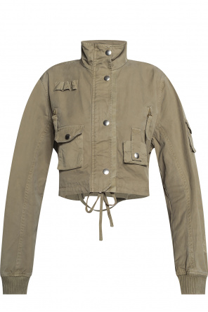 Jacket with numerous pockets od Helmut Lang