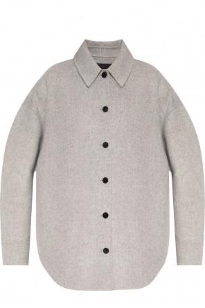 Wool jacket od Theory