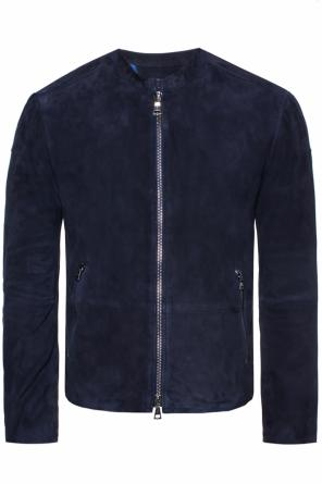 Band collar jacket od John Varvatos
